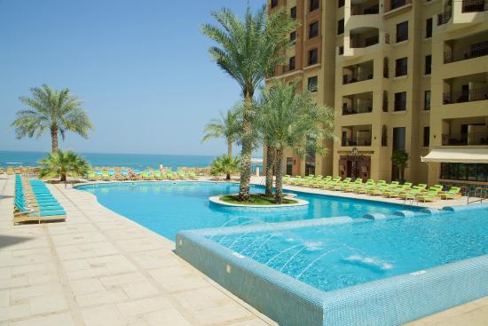 marjan island resort spa 5 оаэ рас эль хайма
