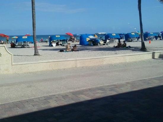 Ocean Inn: Strand