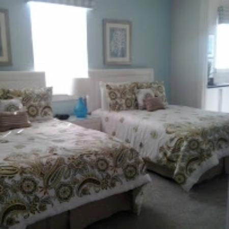 Ocean Inn: Schlafzimmer