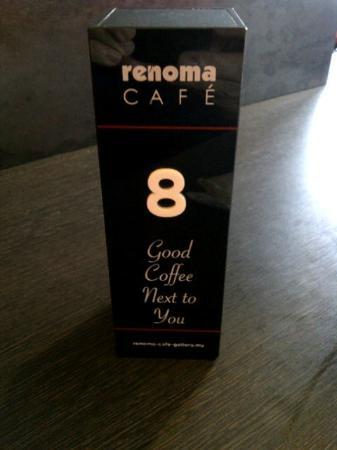 Renoma Cafe