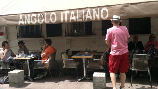 Ristorante Angolo Italiano : BOA PEDIDA