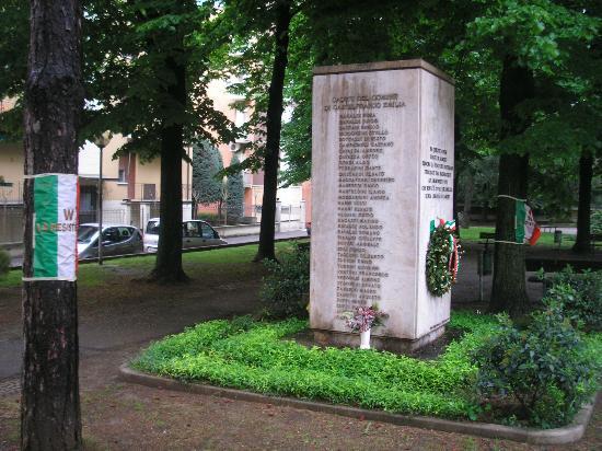 Cippo dedicato ai Caduti di San Ruffillo