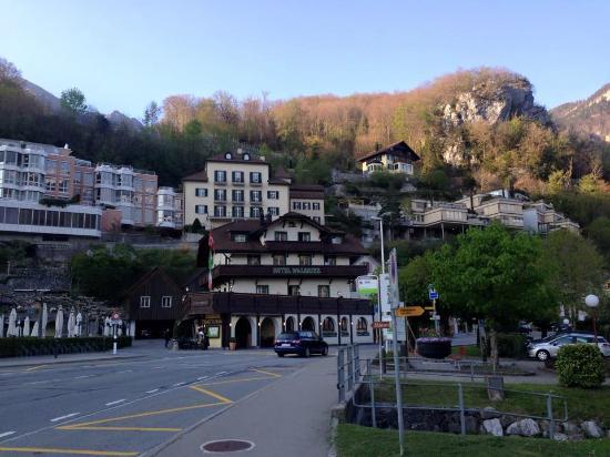 Parkhotel Schwert : Next to the Hotel