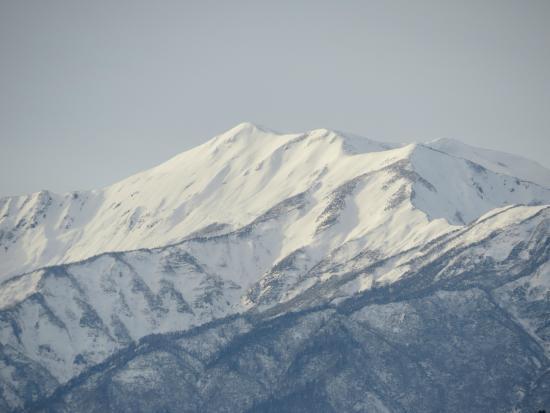 Bokka no Sato: 白山