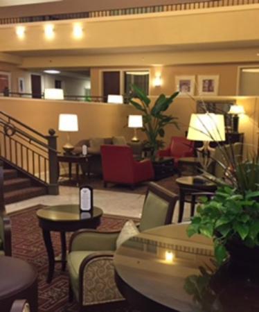 Doubletree by Hilton Hotel Columbia: Lobby