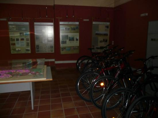 East Macedonia and Thrace, Grekland: In the Visitor centre 1