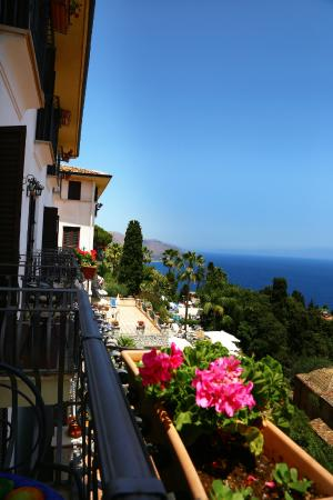 Hotel Ariston: A room with a view