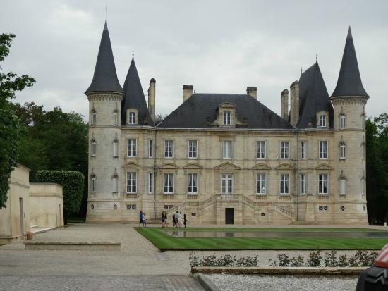 Pauillac, فرنسا: Chateau Pichon Longueville Comtesse de Lalande