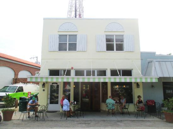 The Inn Bakery: Exterior View