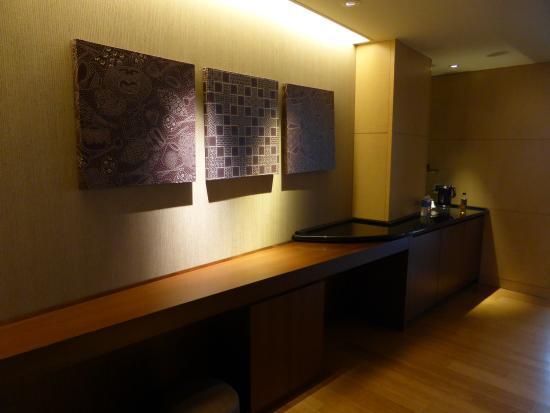 Shima Kanko Hotel the Bay Suites: 部屋のエントランス