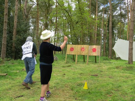 Insight Activities Stag And Hen Do Near Bournemouth Archery Lessons New Forest