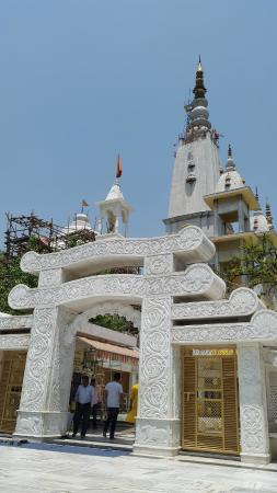 Meerut, India: Temple View from Main Entrance