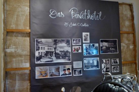 Privathotel Lindtner Hamburg : 75 Jahre Familienhotel