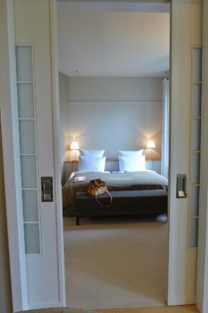 Privathotel Lindtner Hamburg : Helle und blitztsaubere Zimmer