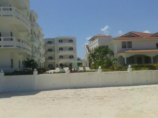 Sands Villas : The new apartments