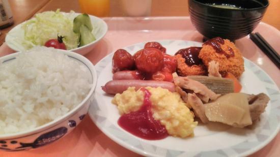 「エアターミナルホテル 朝食」の画像検索結果