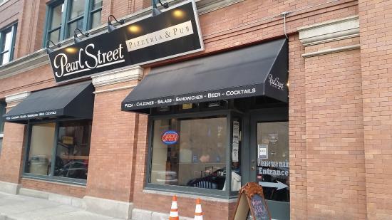 Pearl Street Pizza