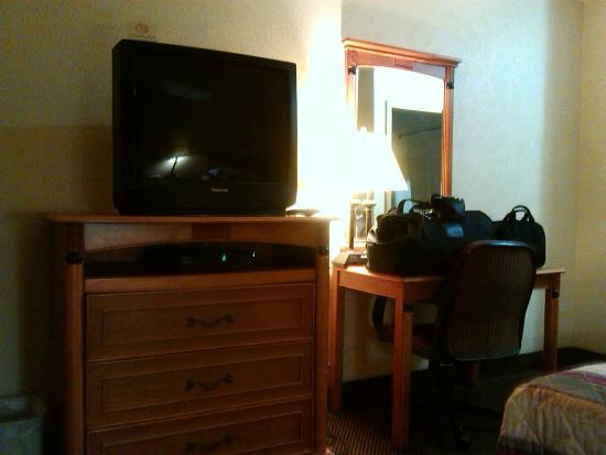 Motel 6 Moriarity : tv