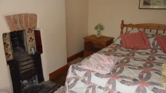 Row Brow Farm: Farmers Cottage bedroom
