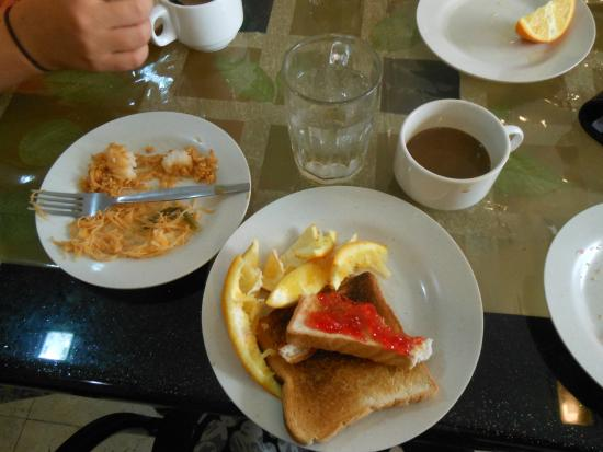 Ibiz Hotel: Breakfast...