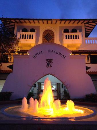 جران هوتل ناسيونال: Hotel Gran Nacional de David, Panamá
