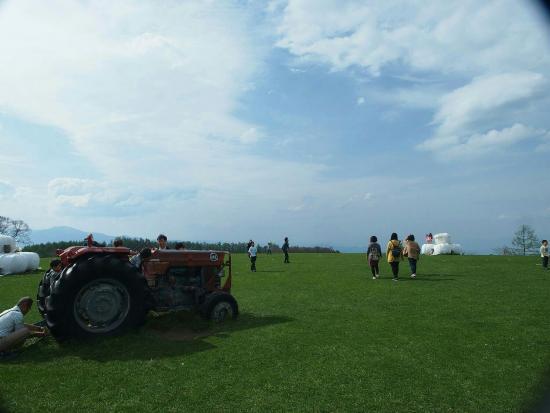 Nagato Farm: 牧場