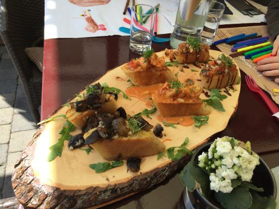 Eetcafe old dutch: plat pour 2