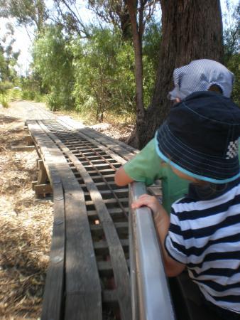 Elmore Miniature Railway