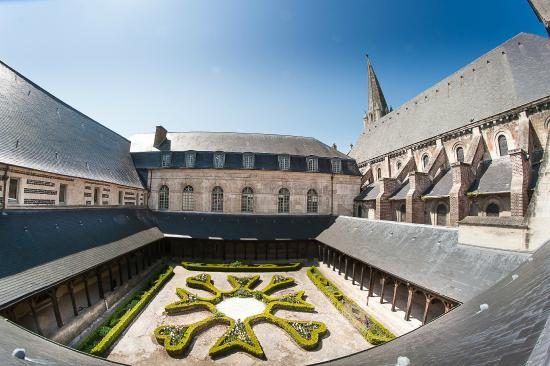 Abbey of Montivilliers