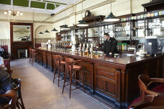 Photo of Pub Sheffield tap at Platform 1b Sheaf Street, Sheffield S1 2BP, United Kingdom