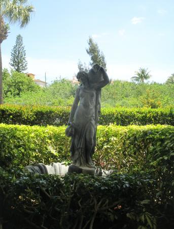 Hampton Inn Jupiter/Juno Beach: Gardens