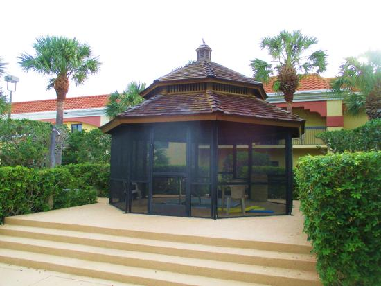 Hampton Inn Jupiter/Juno Beach: Gazebo