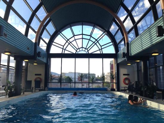 Grand Chancellor Hotel Hobart Swimming Pool On 10th Floor