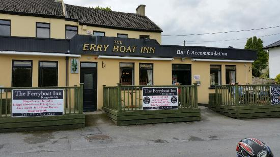 Ringaskiddy, Irland: The Ferry Boat Inn