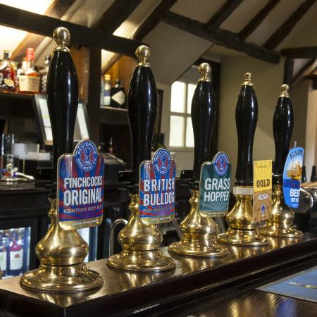 The Wheatsheaf at Bough Beech : Westerham Ales