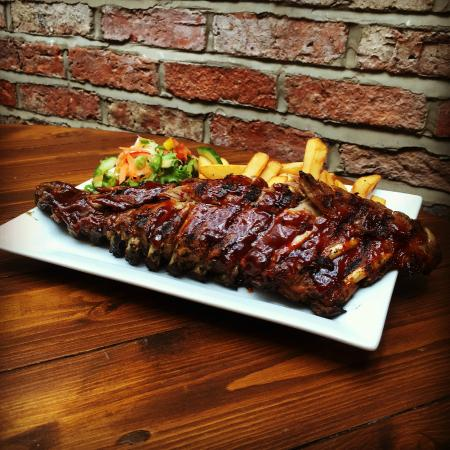 The Ranch Steakhouse & Grill: New and improved Ranch Ribs