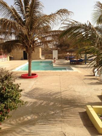 Hotel Dior: La piscine