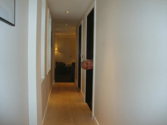 The Nadler Soho: peek a boo!! very spacious