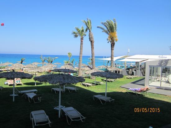 Pernera Beach Hotel: Thalassa Gastro Bar