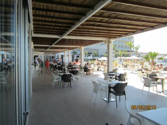 Pernera Beach Hotel: Bar