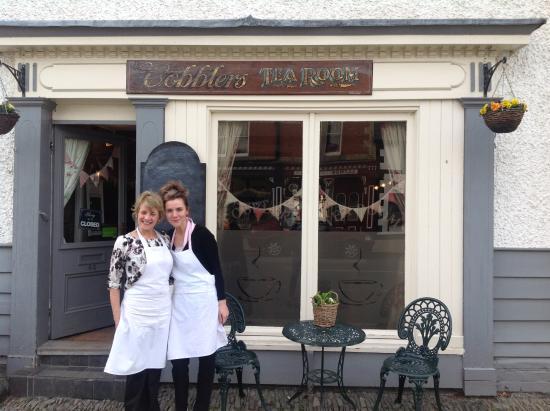 Cobblers Tea Room Llanidloes