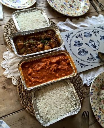 Eastern Spice: Tasty Quorn Masala & Vegetable curry