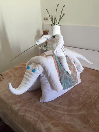 Halomy Hotel : Elephant