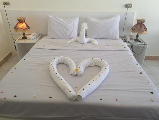 Halomy Hotel : Nice suprice