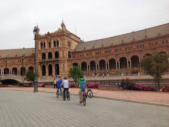 Centerbici: Piazza de España