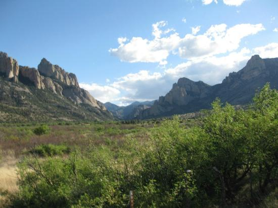 Rodeo, NM: Portal to Cave Creek recreation area