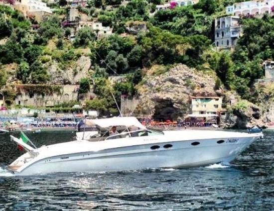 Adolfo Scotto di Luzio Private Driver: boat tour
