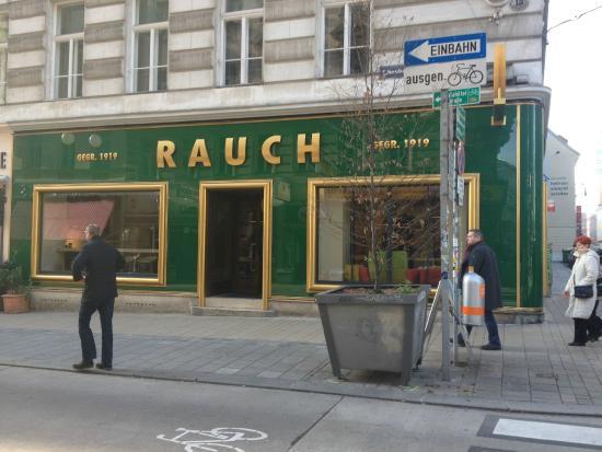 Rauch Juice Bar: RAUCH