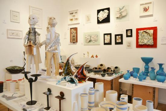 45 Southside Gallery: Devon and Cornwall contemporary art gallery