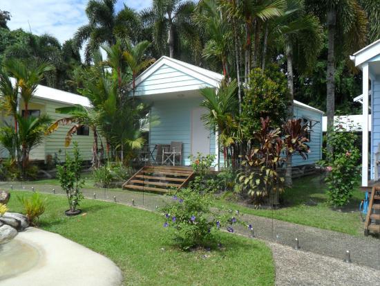 Mossman Motel Holiday Villas: Cabin
